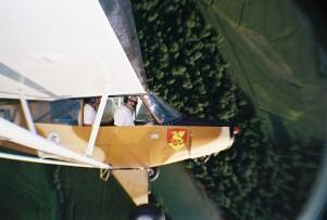 Un avion très maniable :o)