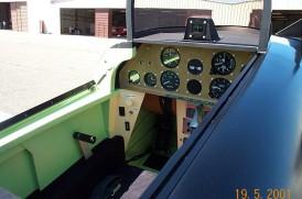 Cockpit D