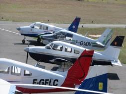 Une sortie club, c'est aussi beaucoup d'avions !